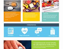 Web Todo en Diabetes de Silanes
