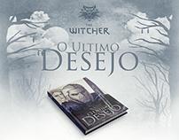 O Ultimo Desejo - Ilustração para Livro