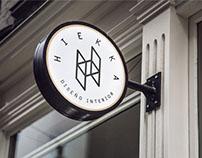 Hiekka Tienda de Interior y Mobiliario - Branding
