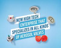 Jinxing Aerosol Valve
