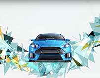 Ford By Design Interactive Digital Billboard