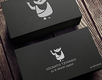 Socratis | Logo Design