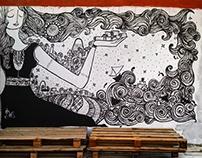 Mural @ Tripoli, Lebanon