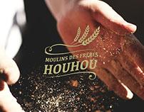Moulins des frères Houhou / Farine El-Kima / Branding