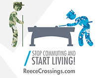 Stop commuting and start living