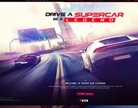 Supercar Legends - Dubai