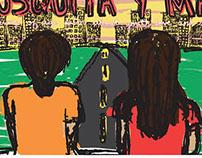 Mosquita y Mari Screening Poster