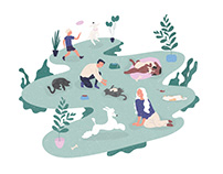 Seguro de vida Ilustraciones | Prudential