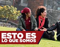 Campaña Social Media #EstoEsLoQueSomos