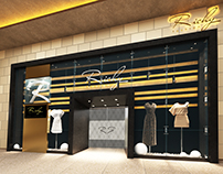 RICHY Shop at Al-Hazm Mall Doha,Qatar