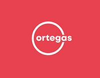 Ortegas - Identidad Corporativa Gráfica