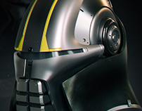 Starkiller helmet 3d print model