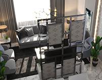 Living Area in Kuwait