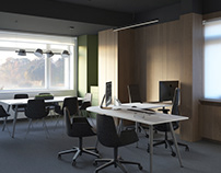 Office nr 1 | interior design
