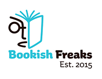 Logo proposal for Bookish Freaks