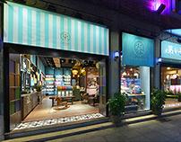 The 7th Store Flag-Ship Store Design / 第七鋪旗艦店2.0版空間設計
