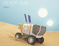 """DESERT RUN"""