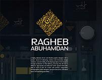 Ragheb Abu Hamdan Personal Branding