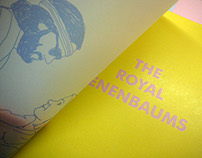 The Royal Tenenbaums Booklet