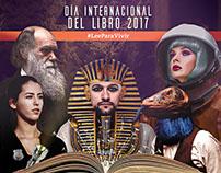 Día del Libro 2017 Biblioteca Anáhuac