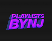 Music Artwork: PLAYLISTBYNJ