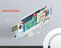 UI Design for e-learning courses