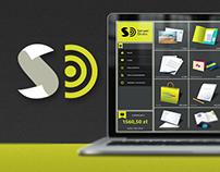 SerwerDruku.pl – UI, Logo, Animation