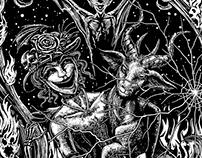Imagining the song Hades 'Pluton' by Sopor Aeternus