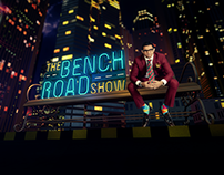THE BENCH ROAD SHOW