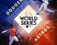 MLB - World Series 2017 - Astros x Dodgers