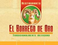 Borrego de oro (website)
