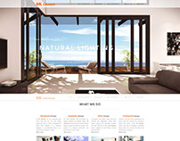 Webpage Design - Parallax www.sklifestyles.com.my