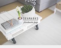 Handmade shop SEAMARKS