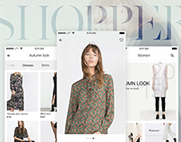 Shopper application