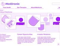 2007 - Medtronic - UX Design