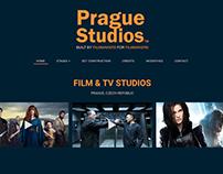 Web Design // Prague Studios