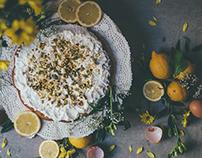 Ricotta Cake for Celebration | Styling & Photography