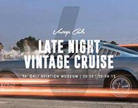 Late Night Vintage Cruise