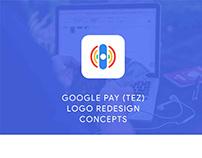 Google pay(tez) Branding Concept