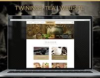 Twinings Tea | Mexico Website