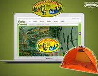 FLORIDA CAMPING - VERSION VIEJA - DISEÑO WEB