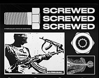 Poster Series - Screwed Up!