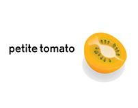 petite tomato logo