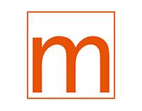 MEZZANINE CAFE logotype