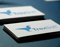 TrexSoft Logo Tasarımı