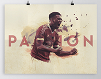 Anthony Martial - Manchester United poster