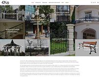 OX IRONART | Website