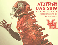 2019 UH Football Alumni Day: by Brett Gemas