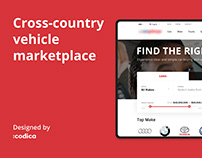 Cross-country vehicle marketplace