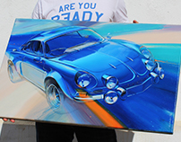 Art Alpine A110